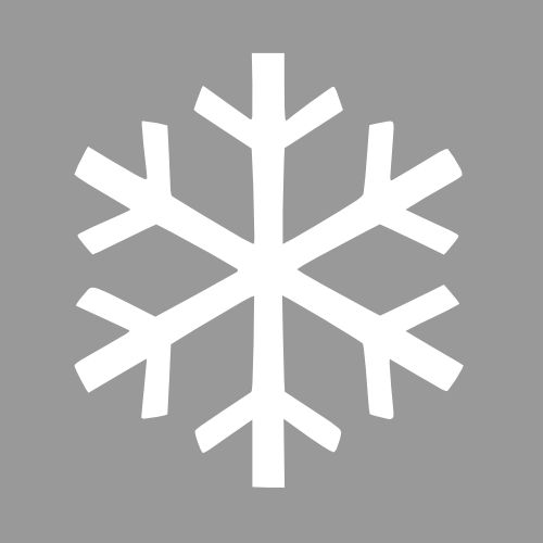ijskristallen met sjabloon kerst knutselen kerst ramen