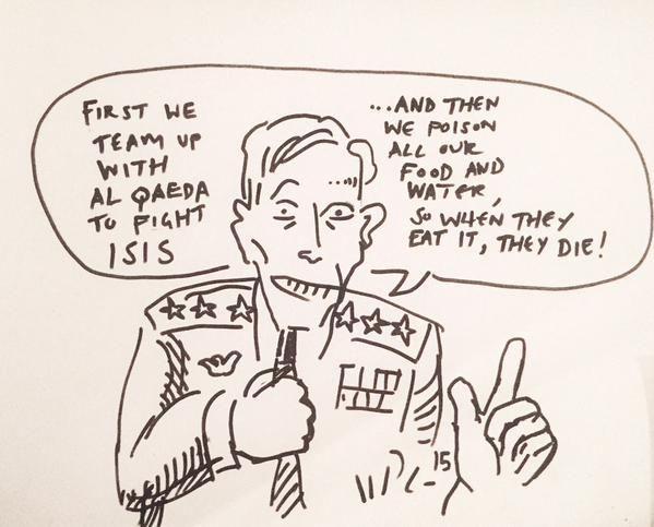 Petraeus genius