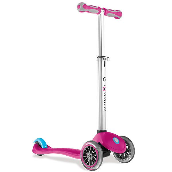 :  Kids will love this – a  nice little scooter that is very light weight, and a good design for smaller kids. It rolls very smoothly, has soft grips and is a great one for learning on.  Get now at www.ivanhoecycles.com.au under Scooter section.