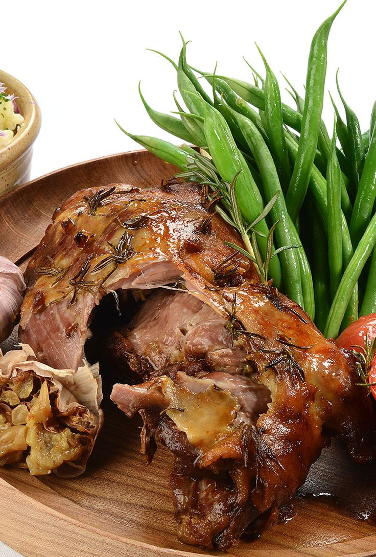 Nigel Haworth's luxurious confit lamb shoulder recipe makes a decadent alternative to a Sunday roast, cooking the organic lamb in duck fat for an unctuous result.