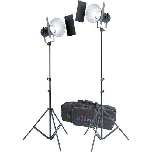 Dot Line RPS Studio CooLED 50 2-Light Kit