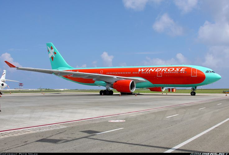 Airbus A330-223; Male, Maldives