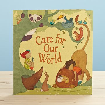 """Care for Our World"" Book $28"