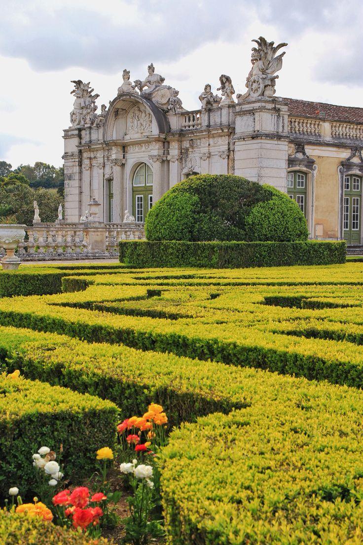 Queluz Palace (Grounds)