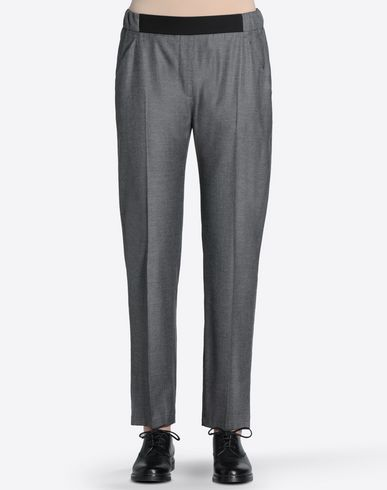 MM6 Jogging Pant with contrasting waistband