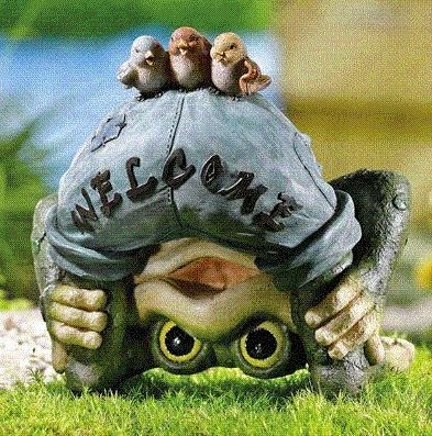 22 Best Frogs And Turtles Images On Pinterest Frog Statues