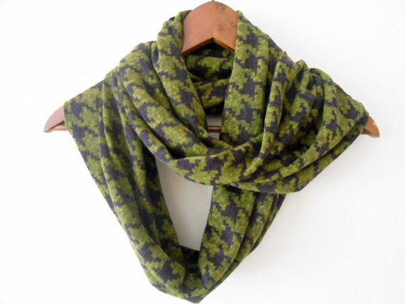 Men's Scarf, Infinity Scarf, Men Infinity Scarf, Unisex Scarf, Avocado Green Scarf , Dark Purple Scarf, Moher Men Scarves , Christmas gifts