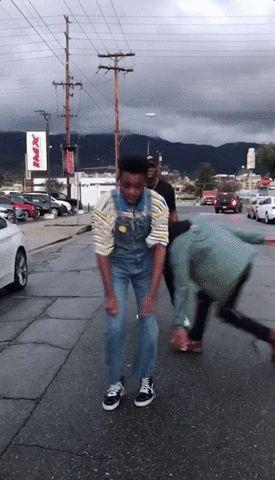 New party member! Tags: dancing joy happy dance black boy joy optimistic jay versace blackboyjoy