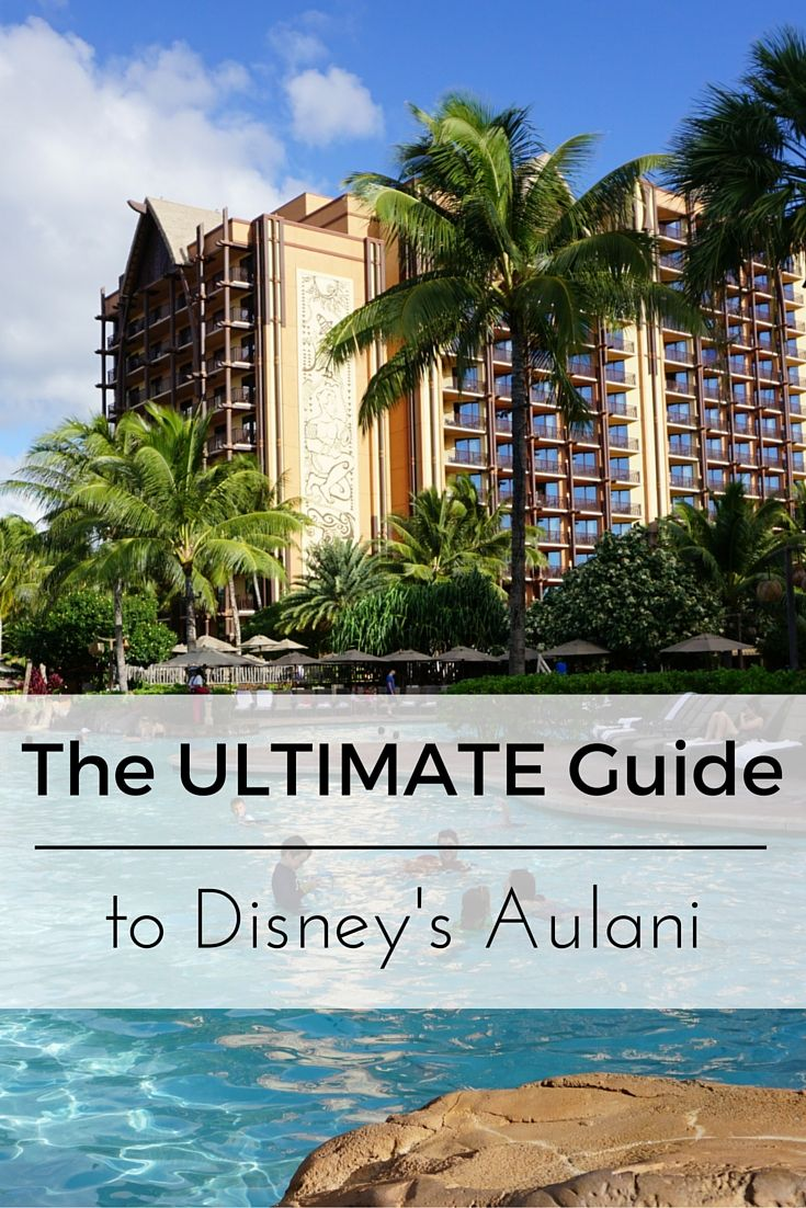 EVERYTHING you need to know about Disney's Aulani Resort + my Top 10 Tips + a Photo Tour.  This is the BEST & ONLY resource you NEED!!! .   .   .  Find more on Family Travel at www.GlobalMunchkins.com
