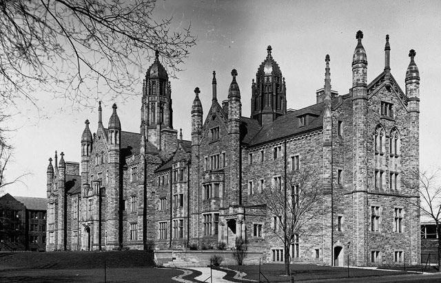 Trinity College, University of Toronto, 1929