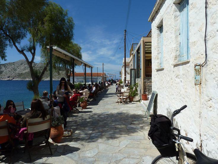 Cycling in Aegina island | A Greek Adventure