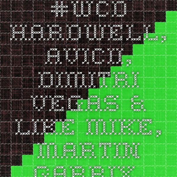 #WCD Hardwell, Avicii, Dimitri Vegas & Like Mike, Martin Garrix, Tiesto, David Guetta, Steve Aoki, Alesso, Showtek, W&W, Deorro, Krewella, Oliver Heldens, Dada Life, Martin Solveig, Sven Vath, Sascha Braemer, Adana Twins, Tube & Berger, Netsky, Mousse T @ #WCD EDM