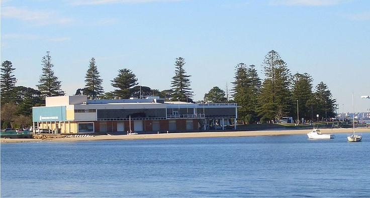 Georges River Sailing Club in Sandringham