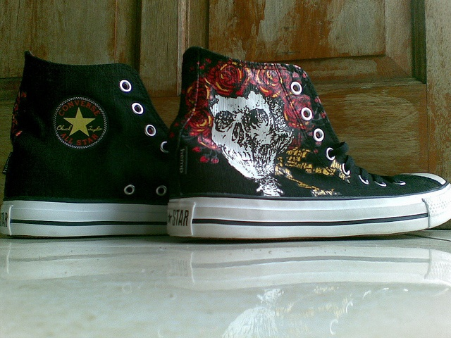 Converse CT The Clash Greateful Dead Hi