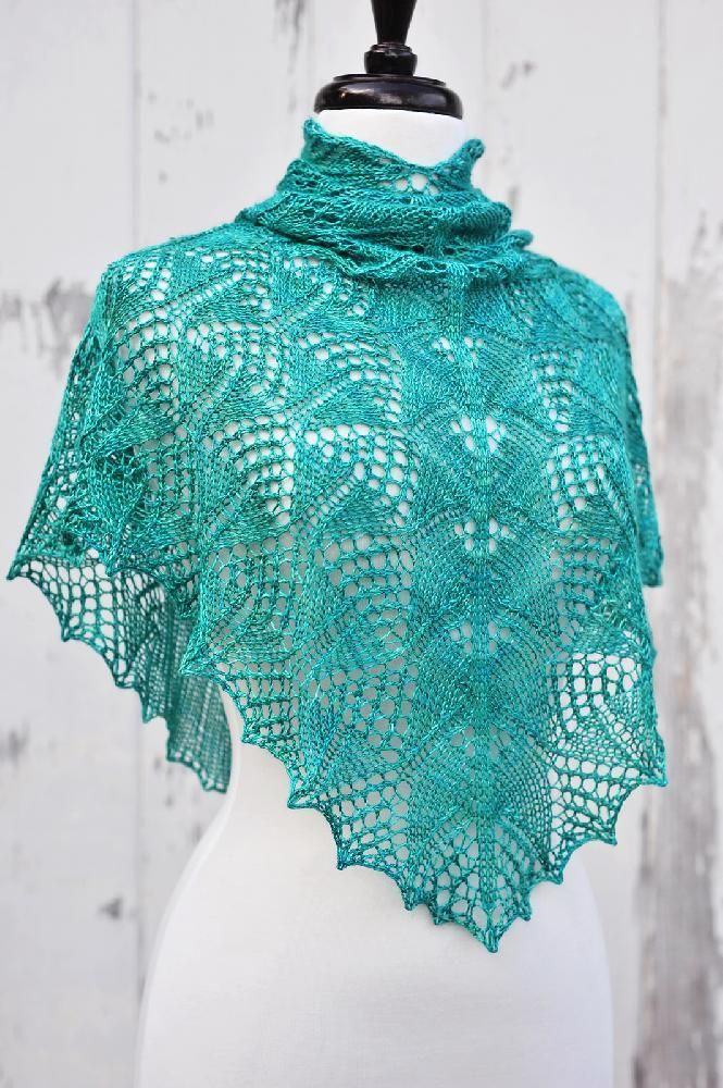Turquoise Inspiration - LoveKnitting There is water at the bottom of the ocean knitting pattern by Barbara Benson