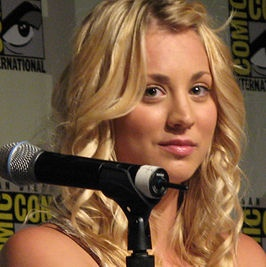 Kaley Cuoco - Famous Vegetarians