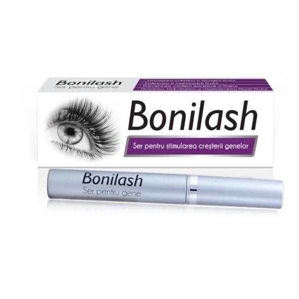 Nou în oferta noastră Bonilash - 3ml - ser pentru stimularea creșterii și alungirii genelor