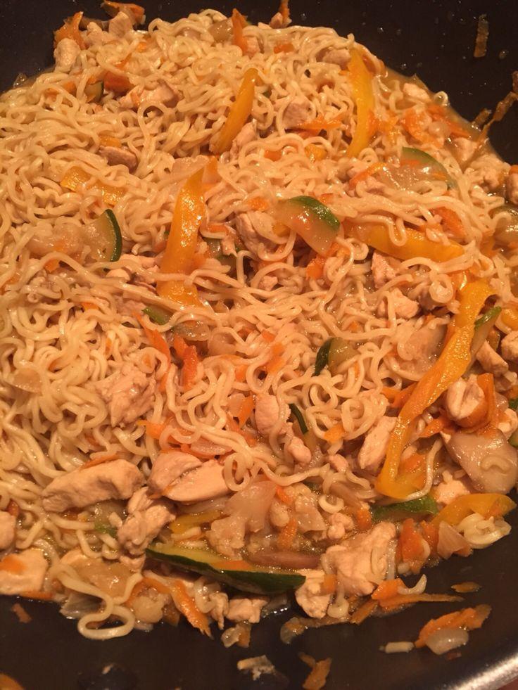 Noodles homemade