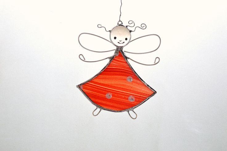Wohndekoration - Engel,Schutzengel,Glücksbringer - ein Designerstück von Blanka339 bei DaWanda