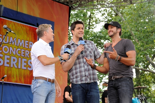 Luke Bryan on Album, All-Star Game Controversy: http://abcn.ws/MEgjz1: Bryans, Gma Music, All Stars Games, Country Stealing, Luke, Allstar Games, Games Controversi, Hot Guys, Favorite People