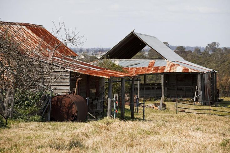 Australian old timber sheds - Google Search