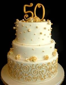 square stack 50th anniversary cake - Yahoo! Image Search Results