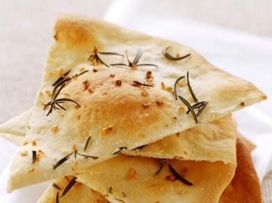 Krokant knoflookbrood