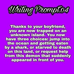 #writing #prompt #idea