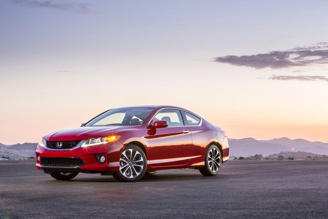 2013 Honda Accord Coupe V-6