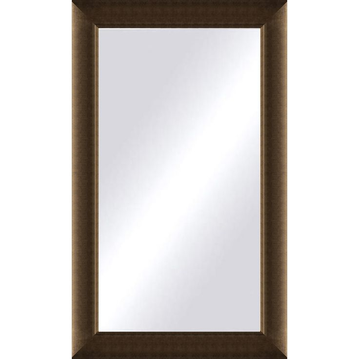 1000 ideas about framed mirrors on pinterest frames for Miroir 40 x 80