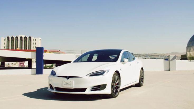 Teslas Self-Driving Software Gets a Major Update