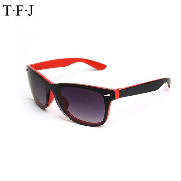 FuzWeb:TFJ Retro Vintage New Fanshion Sunglasses Women Men er Gafas Mujer UV400