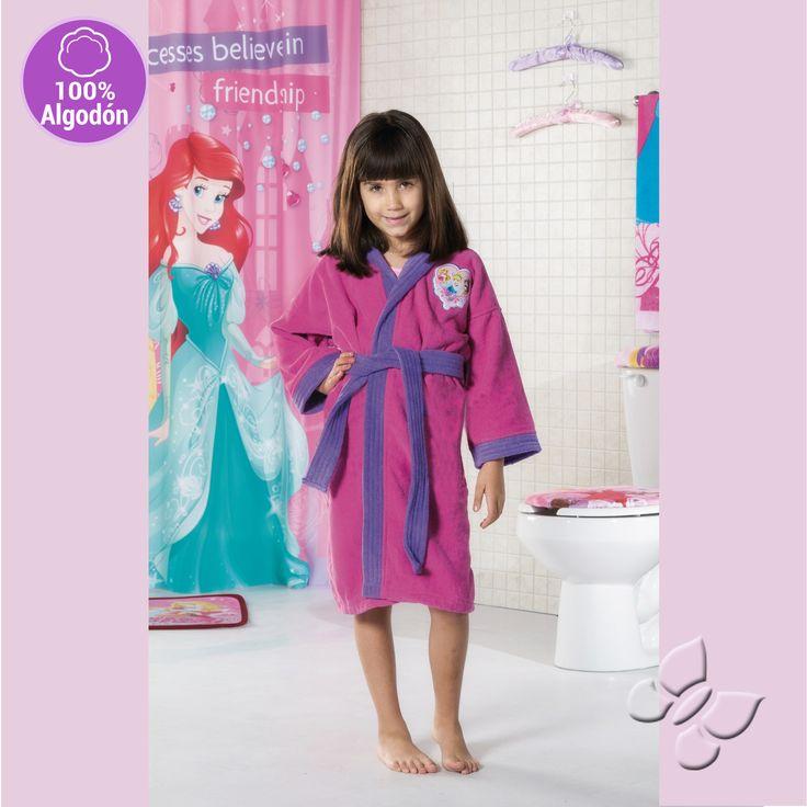 Bata de las princesas de la colección Intima Hogar visita www.intimausa.com