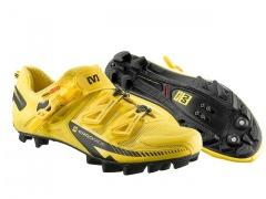 Zapatillas mtb Mavic Fury amarillas. Precio: 275.00 EUR