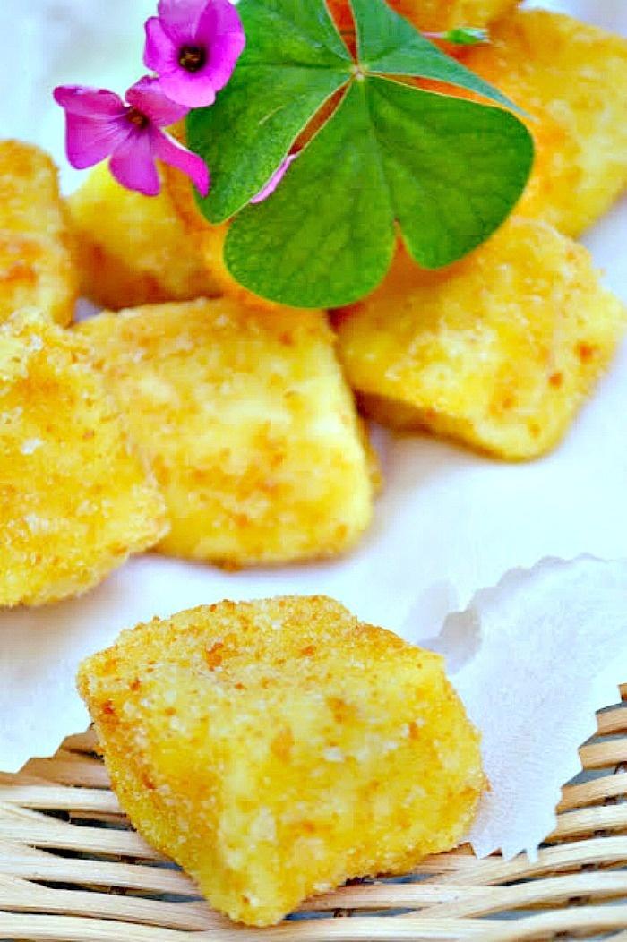 Ricetta tipica Marchigiana: Crema fritta o cremini