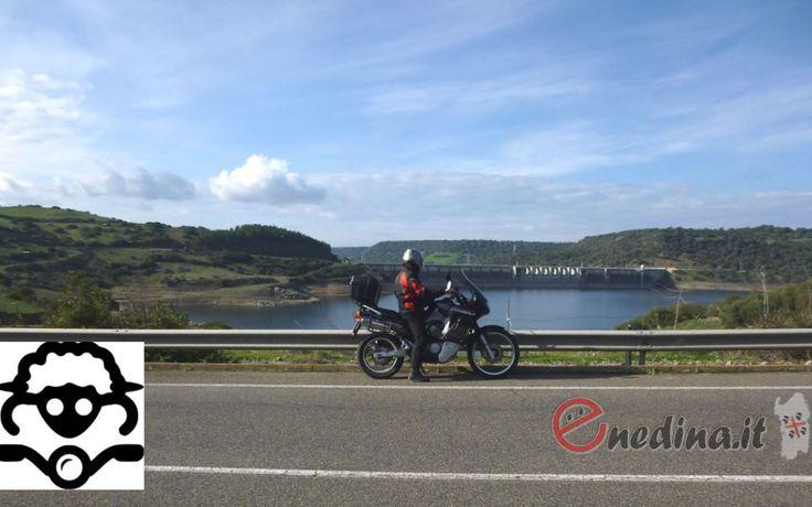 Giornata associativa dei Pastori in moto, verso il lago Omodeo