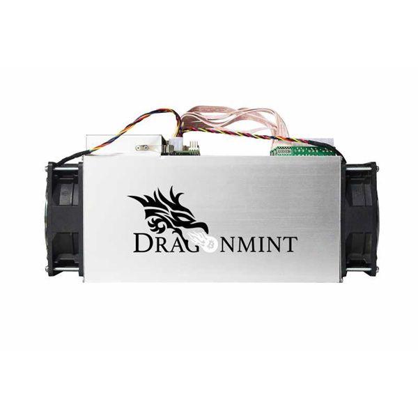 ماینر آکبند Dragonmint T1 16TH/s مشخصات فنی: آماده تحویل