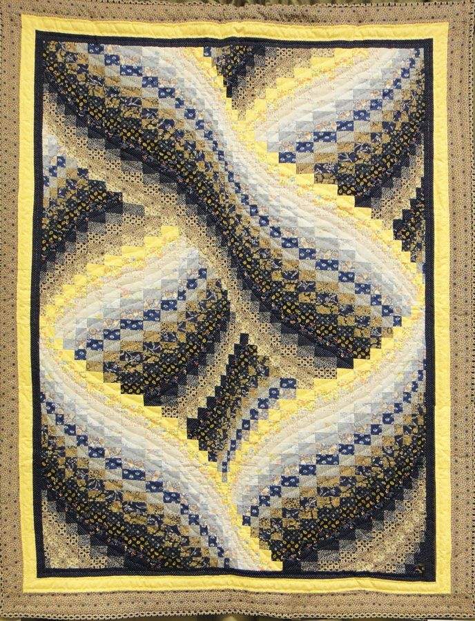Free Twisted Bargello Quilt Patterns Shared By Www