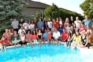 Family Reunion August 2012. Mcphee's, Munro's, & Murphy's