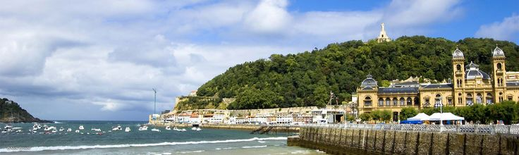 San Sebastian, which is also known as Donostia, is a coastal city in Spain. The city is located on the shore of the Bay of Biscay and is very popular among tourists for its beaches and the San Sebastián International Film Festival.