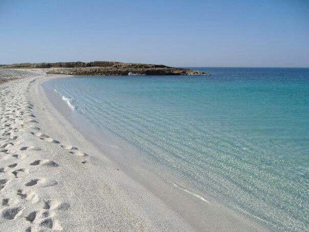 Adela, si lees esto, es Is Aruta(s) y no Is Aruta(d), Penisola del Sinis-Cabras, Sardegna :-) es my playa :-)