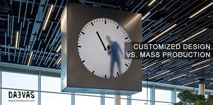 #CustomizedDesign Vs. #MassProduction – New Era For #Designers, #Artisans And #Craftsmen How a day, there is much demand for #customized #design, especially in the higher echelons of #society where money is ample and customization is a #trend. #daevasdesign