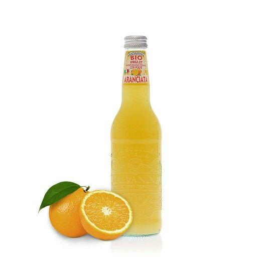 Galvanina Appelsin økologisk brus