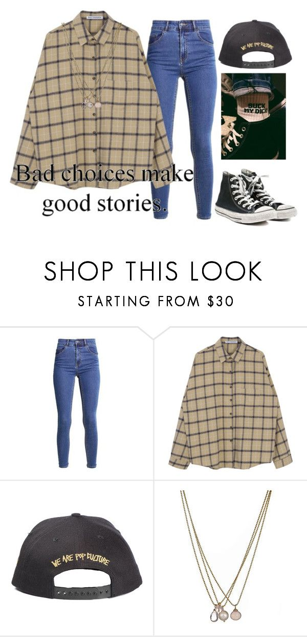 """""""//weare//"""" by defeatedbby ❤ liked on Polyvore featuring beauty, Lionette and Converse"""