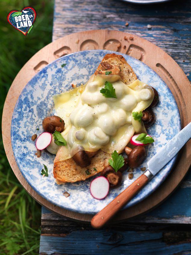 champignontoast met jong belegen kaas | ZTRDG magazine
