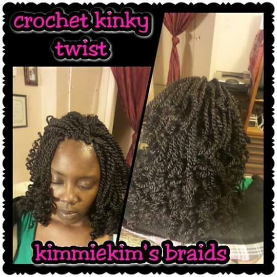 Natural Hair Braids And Twist