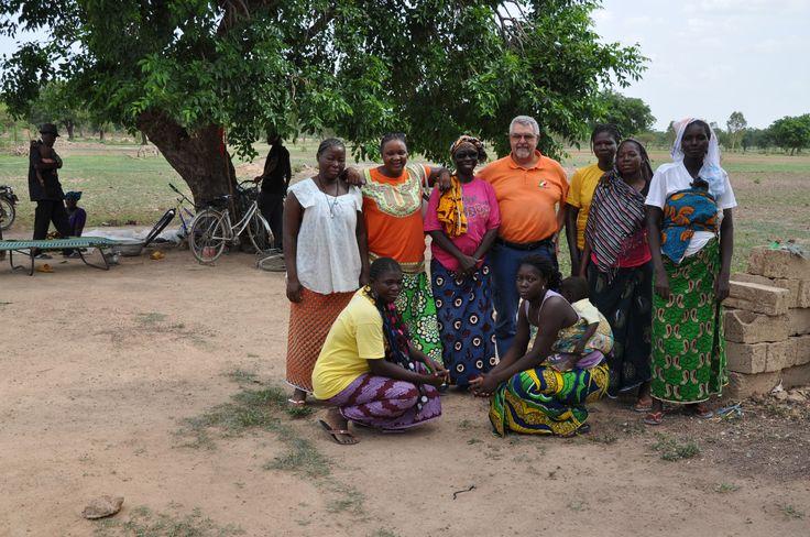 """Progetto Moringa"". Roberto Veglia. Burkina Faso."