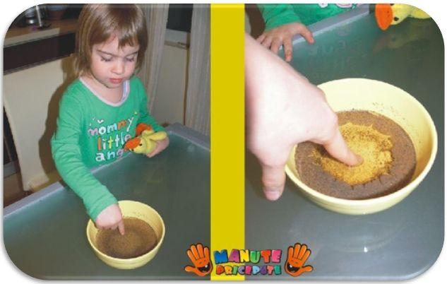 Magie cu piper - activitati copii