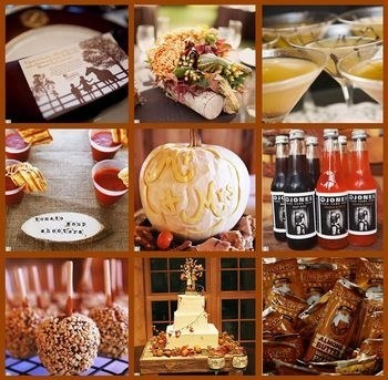 17 best images about bridal shower on pinterest bridal showers tea parties and dessert tables - Bridal shower theme ideas for fall ...