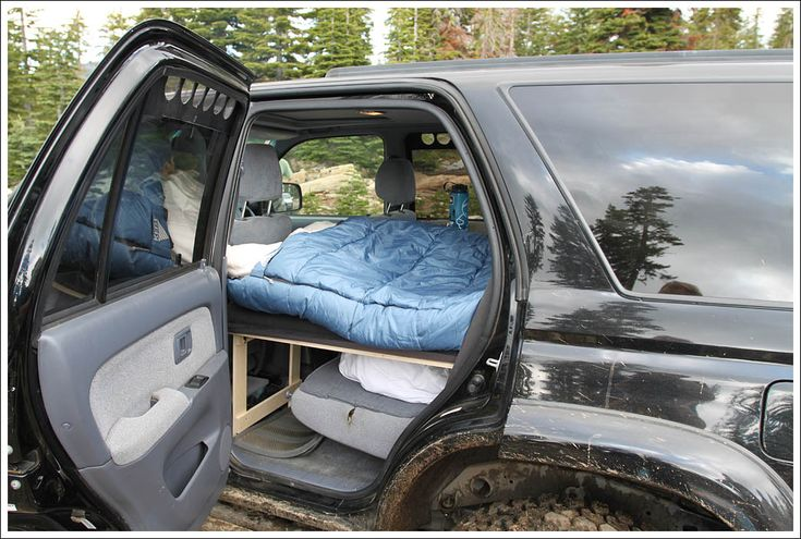 For Those Of You Who Sleep In Your 4runner Toyota 4runner Forum Largest 4runner Forum Toyota 4runner 4runner Toyota